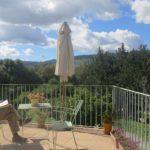 Rīts Andalūzijas Lauku Mājās